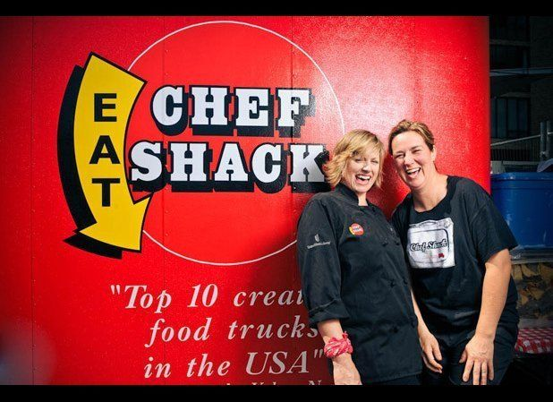 Life partners and chefs Lisa Carlson and Carrie Summer each have more than 20 years of experience, and also one of the most l