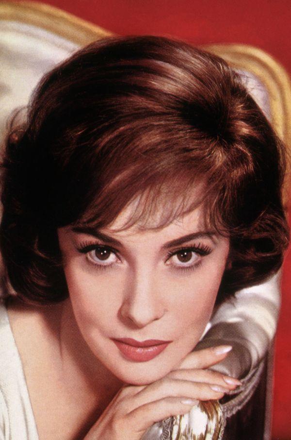 "<a href=""http://nameberry.com/babyname/Gina"" target=""_blank"">Gina</a> Lollobrigida (born Luigina) is the sexy Italian actress"