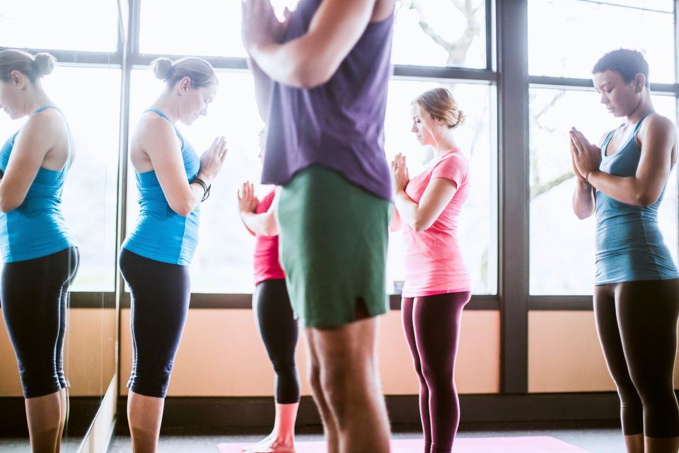 Yoga blood pressure study