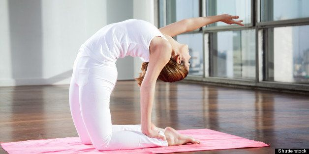 Yoga For Energy: 10 Uplifting Poses To Fight Fatigue (PHOTOS