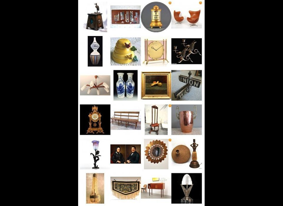 "More information on all this week's finds at <a href=""http://zuburbia.com/blog/2013/07/07/ebay-roundup-of-vintage-home-finds-"