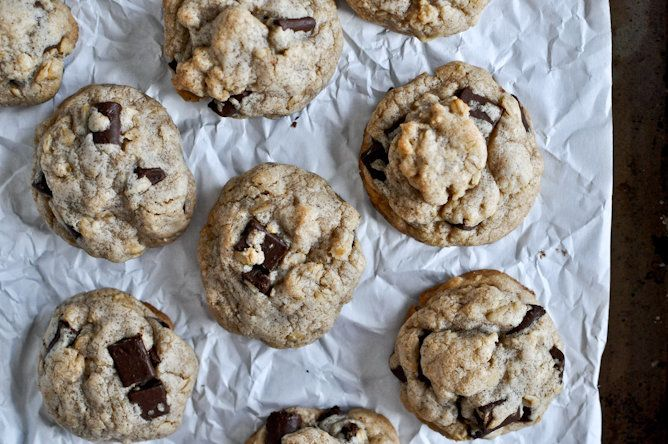 """<strong>Get the <a href=""""http://www.howsweeteats.com/2012/03/brown-butter-oatmeal-chunk-cookies/"""" target=""""_blank"""">Brown Butte"""