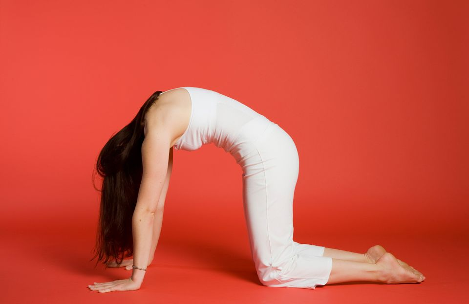 10 Of The Best Yoga Poses For Headaches Photos Huffpost Life