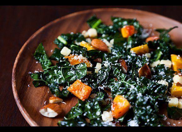 "<em><strong><a href=""http://food52.com/recipes/15584-northern-spy-s-kale-salad"" target=""_hplink"">Get the recipe on Food52</a>"