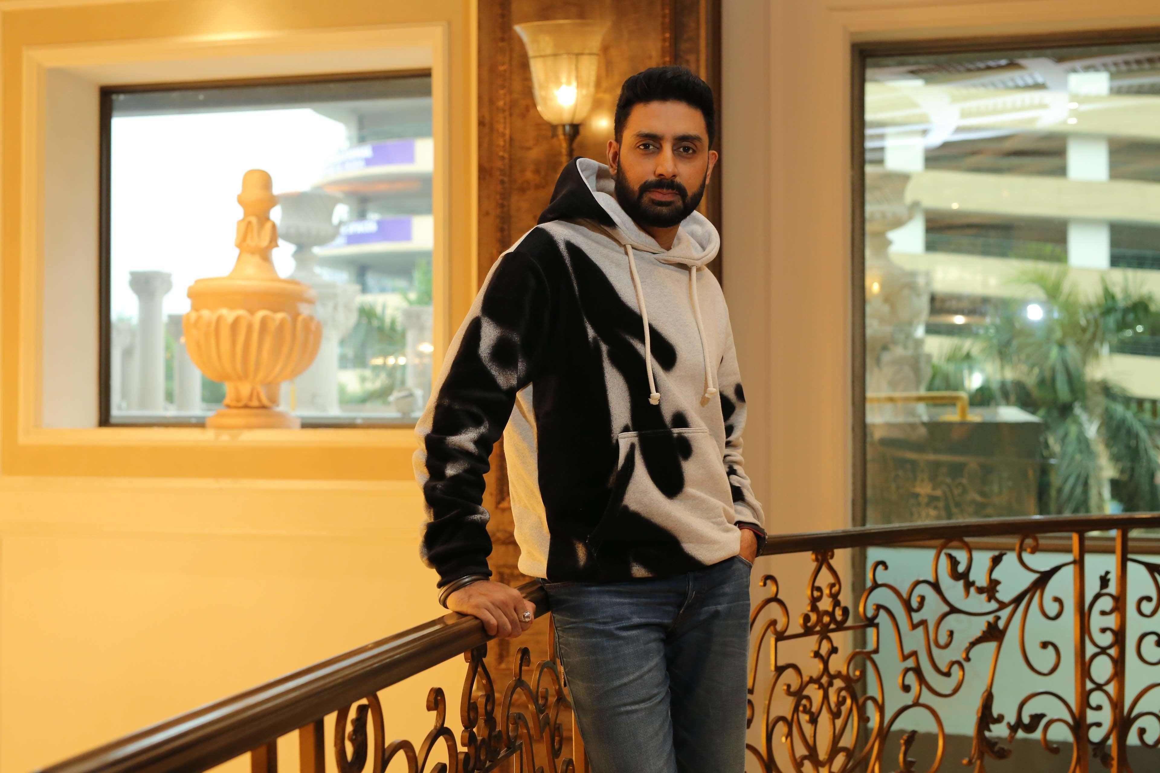 Bollywood Star Abhishek Bachchan Praises India's 'Wonderful' Gay Rights