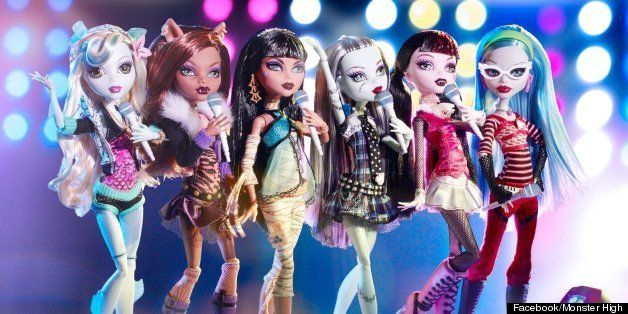 goth barbies are the new it toy but are monster high dolls a bad