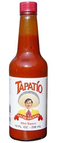 "<strong><a href=""http://www.hotsaucemall.com/hot-sauce/Tapatio+Salsa+Picante+Hot+Sauce/hotsauce/HH381/o120/i126"" target=""_bla"