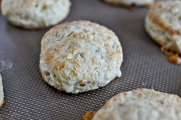 """<strong>Get the <a href=""""http://www.howsweeteats.com/2011/12/blue-cheese-biscuits-with-pinot-noir-butter/"""" target=""""_blank"""">Bl"""