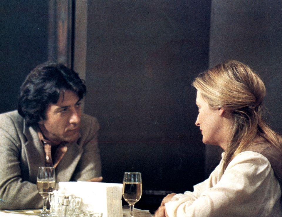 """'Kramer vs. Kramer.' Before you think 'that's sooo depressing,' consider where I'm coming from. Ever the optimist, I always"
