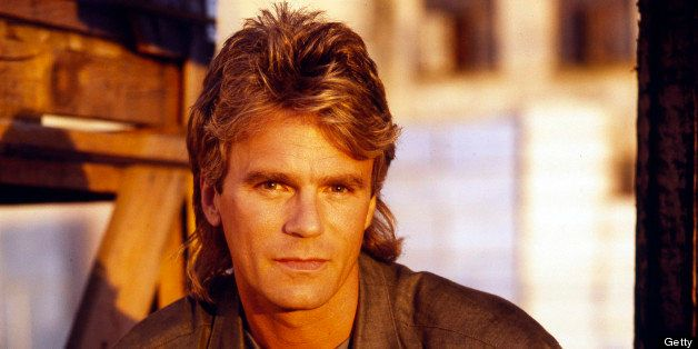 MACGYVER - Gallery - Shoot Date: July 30, 1990. (Photo by ABC Photo Archives/ABC via Getty Images) RICHARD DEAN ANDERSON