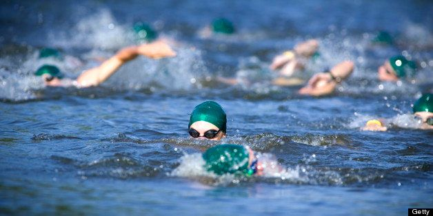 Triathlons Grow In Popularity; Participation Reaches All-Time High