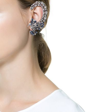 Ear Cuffs Why They Re Not So Scary Photos Huffpost Life