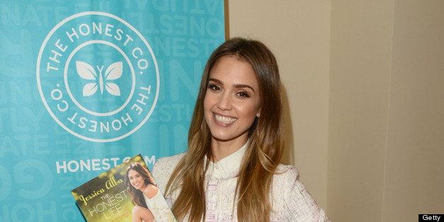 WEST HOLLYWOOD, CA - MARCH 15:  Author/actress Jessica Alba attends The Honest Company and The Moms Launch of Jessica Alba's New Book The Honest Life at the Mondrian LA on March 15, 2013 in West Hollywood, California.  (Photo by Jason Merritt/Getty Images for The Honest Company)