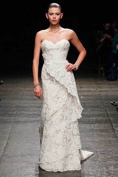 Wedding Dresses For A Rustic-Chic Affair (PHOTOS) | HuffPost Life