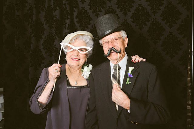 """A couple who has celebrated 50 years together gives you something to aspire to with your marriage.  <a href=""""http://lover.ly/"""