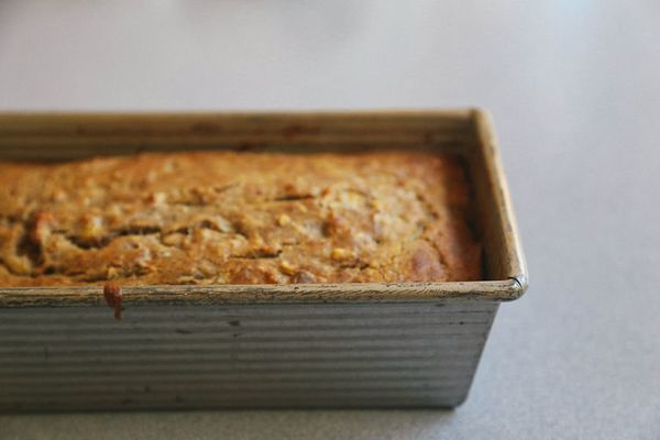 "<strong>Get the <a href=""http://food52.com/recipes/23573-grain-free-banana-bread"" target=""_blank"">Grain-Free Banana Bread rec"