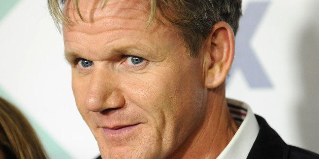 WEST HOLLYWOOD, CA - AUGUST 01:  Chef Gordon Ramsay attends the FOX All-Star Party on August 1, 2013 in West Hollywood, California.  (Photo by Jason LaVeris/FilmMagic)