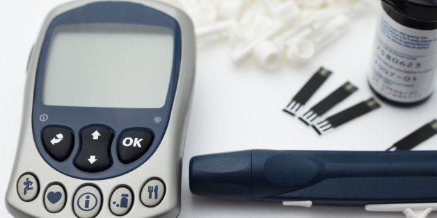 diabetic sugar tester device...