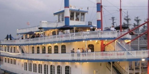 Marina And Gigantic Riverboat For Sale At Upcoming Auctions