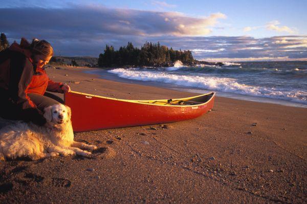 Lake Superior, Ontario.