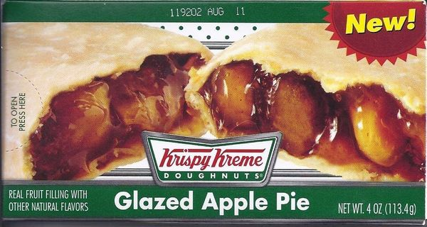 "The brand's doughnuts are typically <a href=""http://www.krispykreme.com/about-us/nutritional-information"" target=""_blank"">mad"