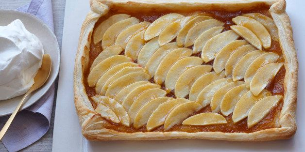 Recipe Of The Day: Apple Tart