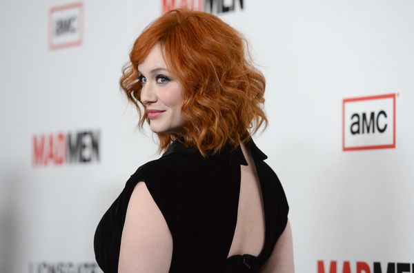 """[Exercising with my husband] makes it <a href=""http://women.webmd.com/features/christina-hendricks"" target=""_blank"">so much"