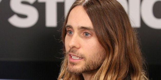 TORONTO, ON - SEPTEMBER 08:  Actor Jared Leto attends Variety Studio Presented by Moroccanoil at Holt Renfrew during the 2013