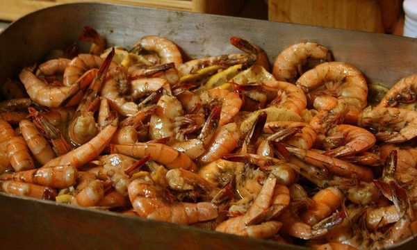 The best shrimp is sweet, tender and full of oceany flavor -- but they're also incredibly mild and they always require salt.