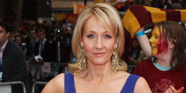 76797632a1c7 Jk Rowling Arrives For The World Premiere Of Harry Potter And The Half  Blood Prince At