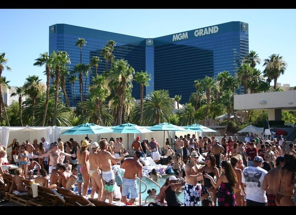 What happens on fall break, stays on fall break. Nowhere is that more true than in Las Vegas, where truly anything goes. Even