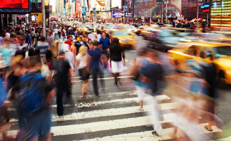 For all its virtues, New York City isn't exactly the picture of urban zen: The Big Apple was voted the dirtiest, rudest and l