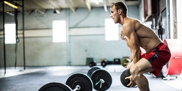 The Crossfit L1 Cert Doesnt Make You A Coach Huffpost Life
