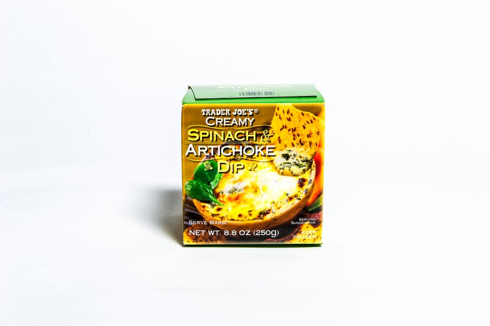 """<b>Comments:</b> """"I could eat this like soup."""" """"Yum. I want more!"""" """"You can't screw up spinach dip."""" """"For a frozen dip, this"""