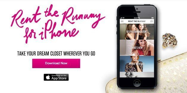 Rent The Runway App Allows You To Match Your Dress To Anything