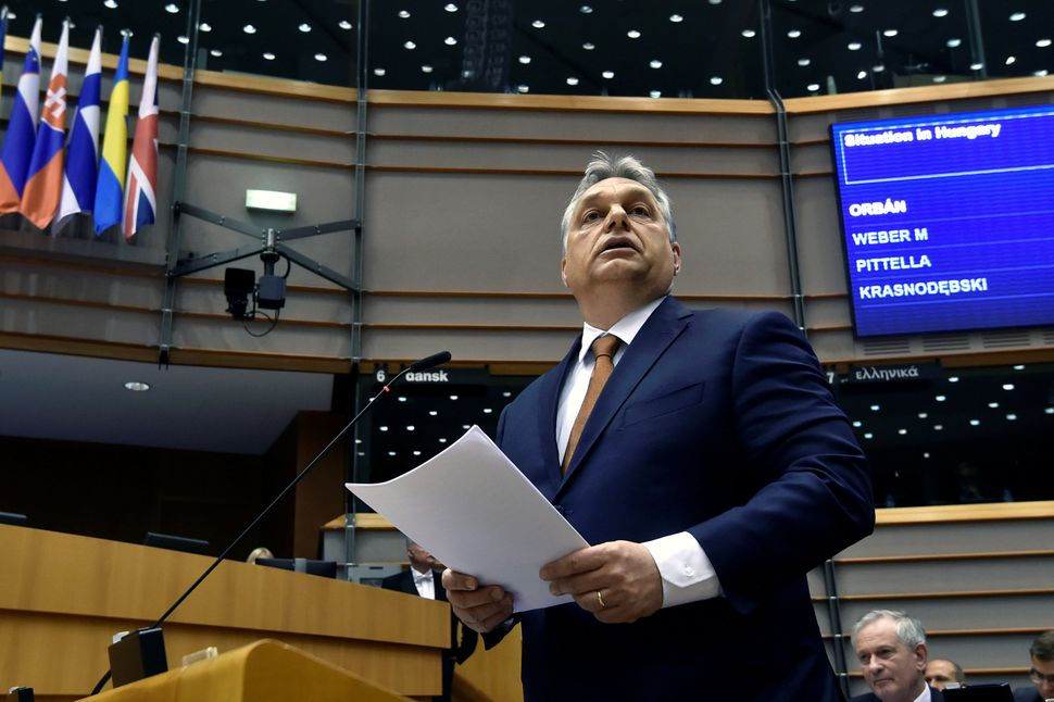 Far right nationalists like Hungary's Viktor Orban have a seen a resurgence in Europe and the United States, fueled by bailou