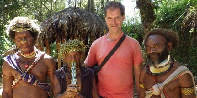 'World's Most Traveled' Man, Mike Spencer Bown, Heads Home After 23-Year Journey