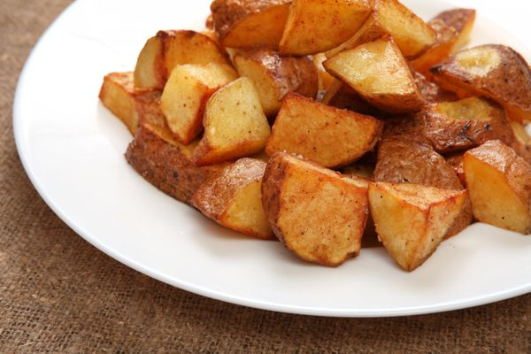 Home fries should get a Presidential Medal of Commendation for their service to the country. They've been saving thousands of