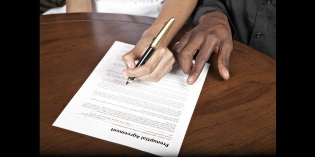 Prenuptial Agreements Are On The Rise And More Women Are Requesting