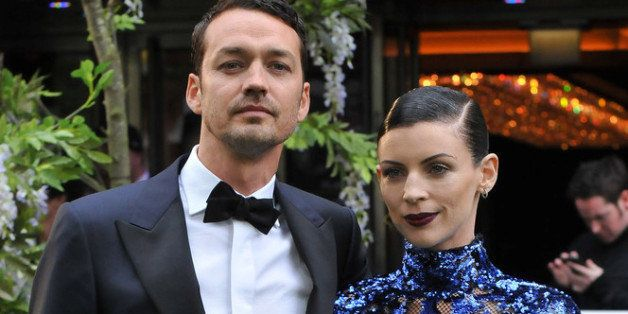 LONDON, ENGLAND - MAY 14:  Director Rupert Sanders and Liberty Ross  attend the World Premiere of 'Snow White And The Huntsman' at The Empire and Odeon Leicester Square on May 14, 2012 in London, England.  (Photo by Ben Pruchnie/Getty Images)
