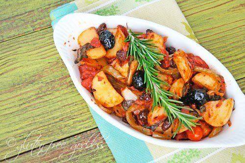 """In <em>The Secret Garden</em>, Mary Lennox and her cousin Colin Craven share roasted potatoes.  <strong>Get the <a href=""""http"""