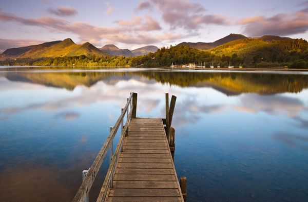 "<a href=""http://www.fodors.com/world/europe/england/the-lake-district/review-98399.html"" target=""_blank"">Derwentwater</a> is"