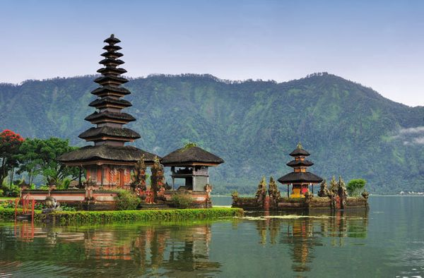 "You might think of <a href=""http://www.fodors.com/world/asia/indonesia/bali/"" target=""_blank"">Bali</a> more for its beaches t"