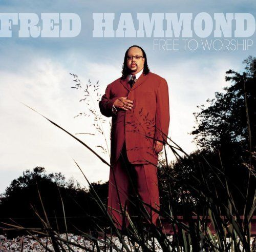 """""""The entire 'Free To Worship' album by Fred Hammond. I listened to that whole album for an entire year, but it was the song <"""