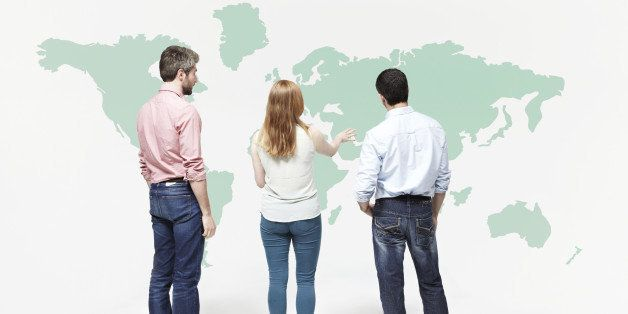 Organizing a Trip Around the World