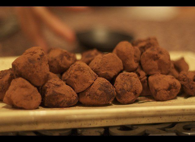 """Truffles are edible, but they are not the dome shaped confections with flavored fillings.  <em>Photo by <a href=""""http://www"""