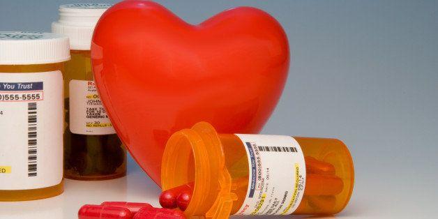 prescription heart medication