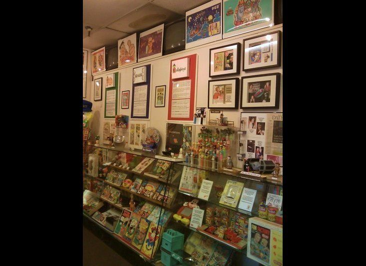 "See More of <a href=""http://www.travelandleisure.com/articles/americas-strangest-museums/9"">America's Strangest Museums</a><b"
