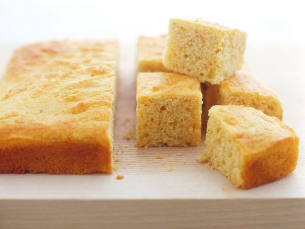 Even if you're not celebrating Thanksgiving in the South, cornbread is a welcome addition to the line up of sides.