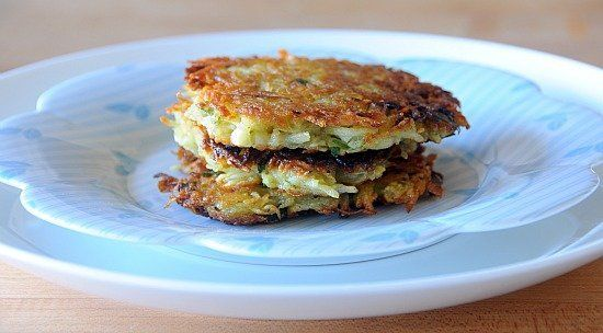 """<strong>Get the <a href=""""http://food52.com/recipes/7975-simply-delicious-traditional-latkes"""" target=""""_blank"""">Simply Delicious"""